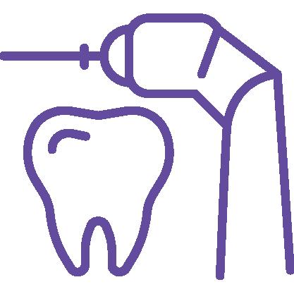 Burnos chirurgija, dantų šalinimas